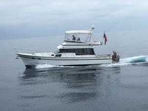 Used Mikelson 42 Sportfish Motor Yacht For Sale