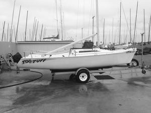Used Ultimate 20 Racer and Cruiser Sailboat For Sale