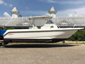 Used Boston Whaler 28 Outrage Center Console Fishing Boat For Sale