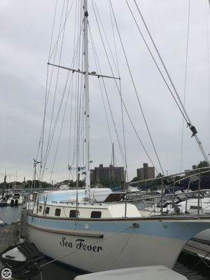 Used Endeavour 43 CC Sloop Sailboat For Sale