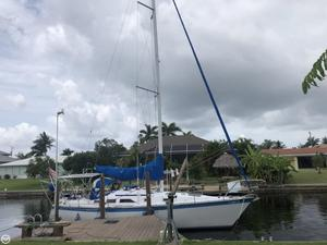 Used Hunter 34 Sloop Sailboat For Sale