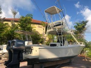 Used Mako 261 CC Center Console Fishing Boat For Sale