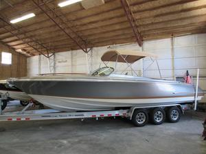 Used Chris-Craft 28 Corsair Heritage Edition Cuddy Cabin Boat For Sale
