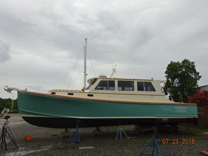Used Wesmac Commercial Boat For Sale