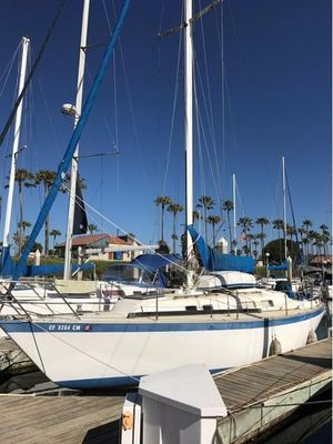 Used Columbia Barge Boat For Sale