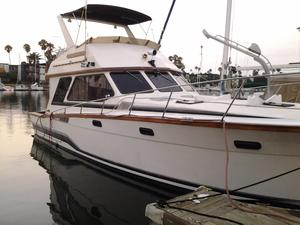 Used Tom Fexas Sport Fisher Flybridge Boat For Sale