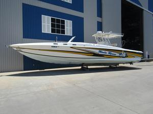 Used Don Smith 42 Don Smith Center Console Fishing Boat For Sale