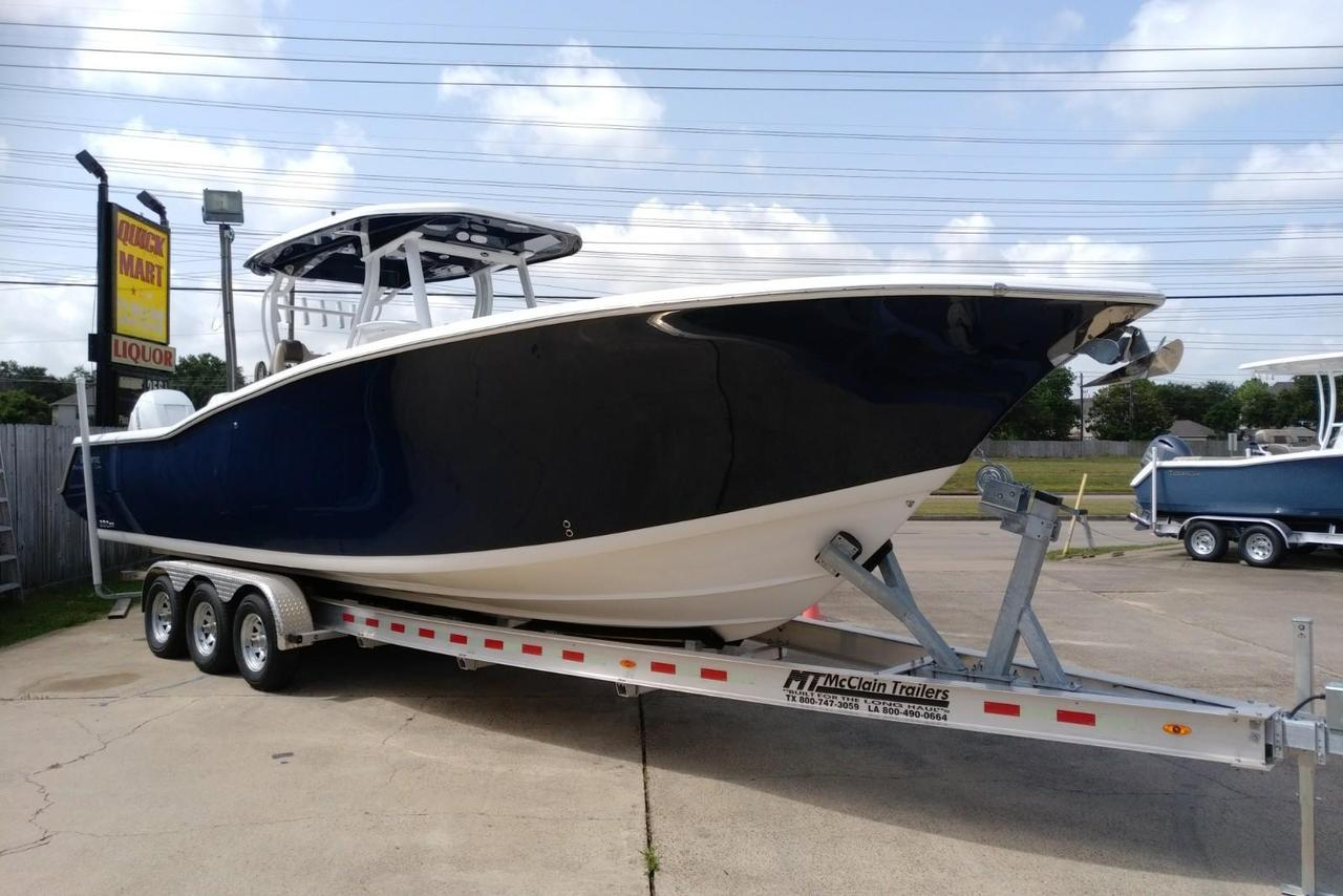 2019 New Tidewater 320 Cc Adventure Center Console Fishing Boat For Wiring Harness Sale