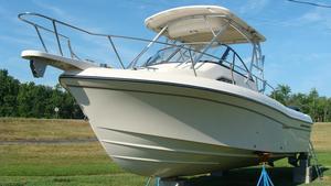 New Grady-White Gulfstream 232 Cuddy Cabin Boat For Sale