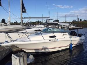 Used Wellcraft Excel 23 Walk Around Cuddy Cabin Boat For Sale