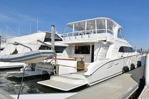 Used Naval Yachts 50 Yacht Cat Motor Yacht For Sale
