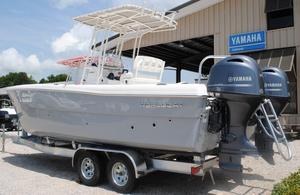 New World Cat 230 Center Console Power Catamaran Boat For Sale