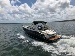 Used Monterey 328 Super Sport Bowrider Boat For Sale