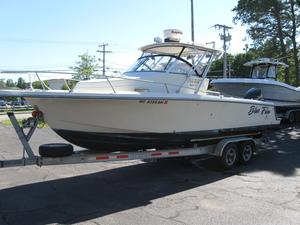 Used Bluefin 255 Walk Around Cuddy Cabin Boat For Sale