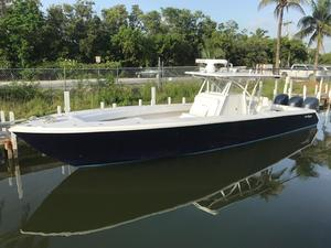 Used Seahunter 40 Center Console Fishing Boat For Sale