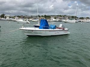 Used Boston Whaler Outrage 17 Center Console Fishing Boat For Sale