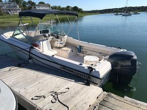 Used Grady-White Tournament Bowrider Boat For Sale
