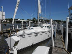 Used Jeanneau Sun Odyssey 43 DS Deck Saloon Sailboat For Sale