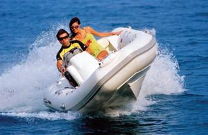 New Brig Inflatables Eagle 340 Demo Rigid Sports Inflatable Boat For Sale