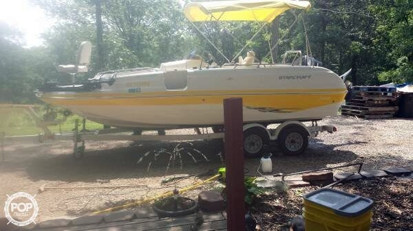 Used Starcraft 2000 Coastal OB Deck Boat For Sale