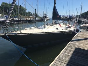 Used C&c 38 Cruiser Sailboat For Sale
