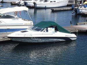 Used Bluewater Monte Carlo 20 Cuddy Cabin Boat For Sale
