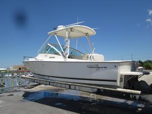 Used Albemarle 248 Express Fisherman Sports Fishing Boat For Sale