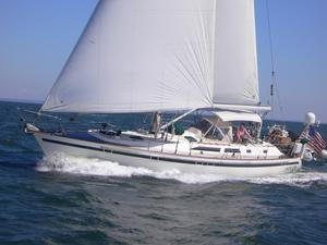 Used Taswell 49 Center Cockpit Sailboat For Sale