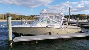 Used Carolina Classic 28 Express Cuddy Cabin Boat For Sale