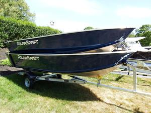 New Polar Kraft Dakota V 1670 L Commercial Boat For Sale