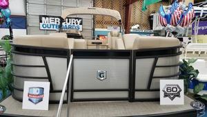 New Aqua Patio 235 UL Pontoon Boat For Sale