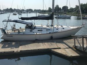Used Pearson 39-2 Racer and Cruiser Sailboat For Sale
