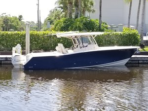 Used Grady-White Canyon 336 Sports Fishing Boat For Sale