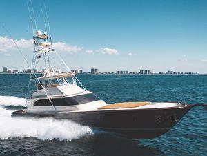 Used Merritt Sportfish Sports Fishing Boat For Sale