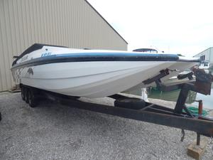 Used Cougar 30 Alley Cat High Performance Boat For Sale