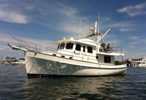 Used Kadey-Krogen 39 Trawler Boat For Sale