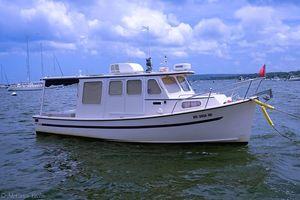 Used Rosborough 246 Sedan Cruiser Boat For Sale