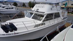 Used Uniflite 36 Aft Cabin Motor Yacht For Sale