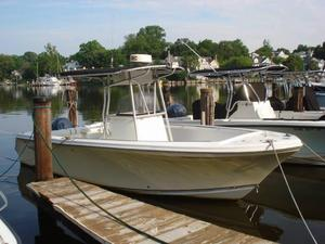 Used Sailfish Center Console Fishing Boat For Sale