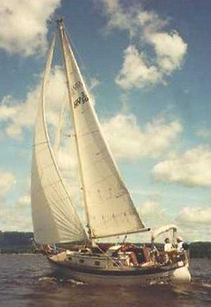 Used Tayana 37 Cutter Cruiser Sailboat For Sale
