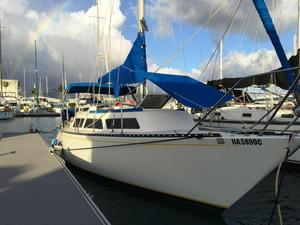 Used Islander MK II Sloop Sailboat For Sale