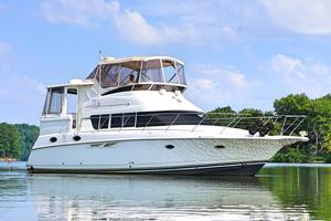 Used Silverton 422 Motor Yacht Motor Yacht For Sale