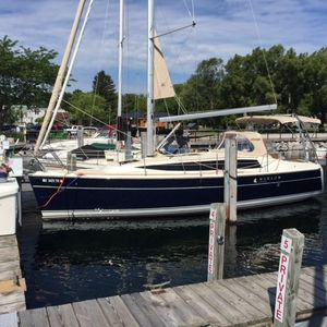 Used Marlow-Hunter 31 Cruiser Sailboat For Sale