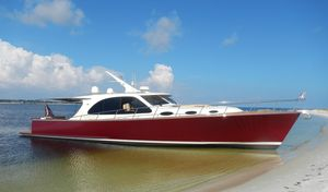 Used Palm Beach Motor Yachts PB55 Express Cruiser Boat For Sale