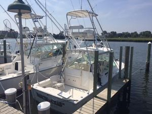 Used Carolina Classic 28 Express Very Clean Saltwater Fishing Boat For Sale