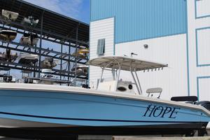 Used Palmetto Center Console Fishing Boat For Sale