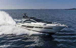 New Pershing 9X Motor Yacht For Sale