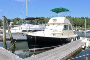 Used Blue Seas 31 Downeast Fishing Boat For Sale