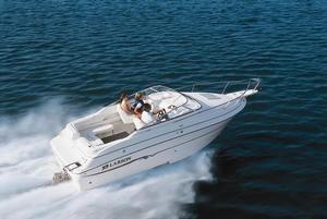 Used Larson 220 Cruiser Boat For Sale