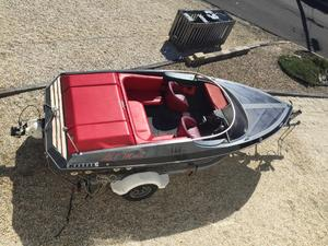 Used Sidewinder 18 Jet Boat High Performance Boat For Sale